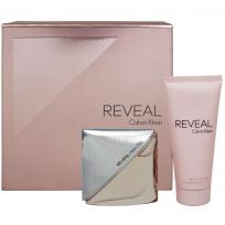 Calvin Klein Reveal Set EdP 50ml + BL 100 ml