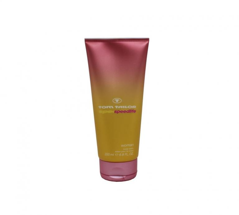 Tom Tailor Speedlife Woman Body Lotion 200 ml